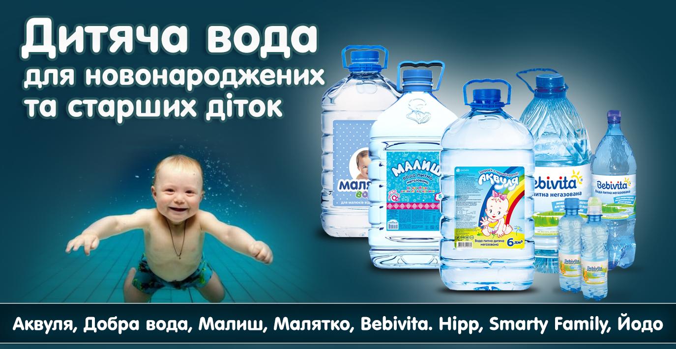 вода постер